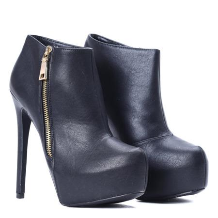 Black Kevenea high heel boots - Footwear