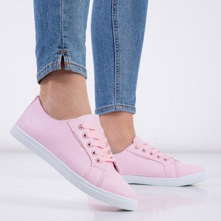 Laurentini Pink Women's Sneakers - Shoes