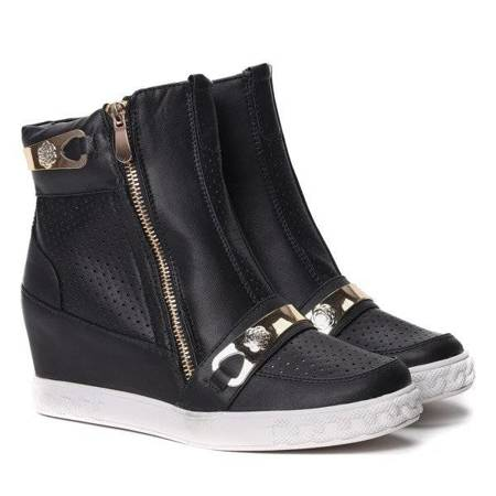 OUTLET Black ankle boots Adefretta - Shoes