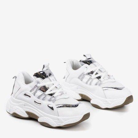 White Lyon women's sports sneakers - Footwear 1