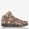 Women's high top camo sports shoes Celiesin - Footwear